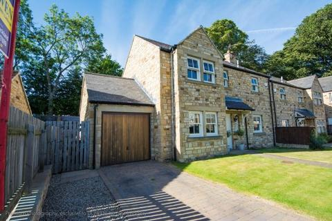 3 bedroom semi-detached house for sale - THE PADDOCK, WITTON LE WEAR, BISHOP AUCKLAND