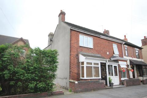 2 bedroom end of terrace house to rent - Uttoxeter Road, Blythe Bridge