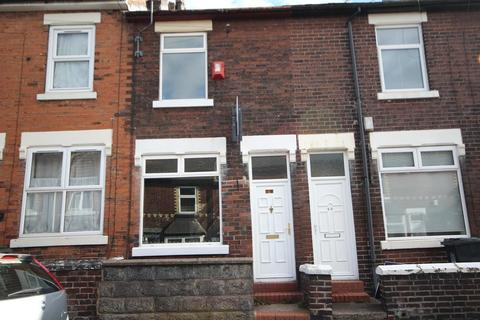 2 bedroom terraced house to rent - Leonard Street, Burslem