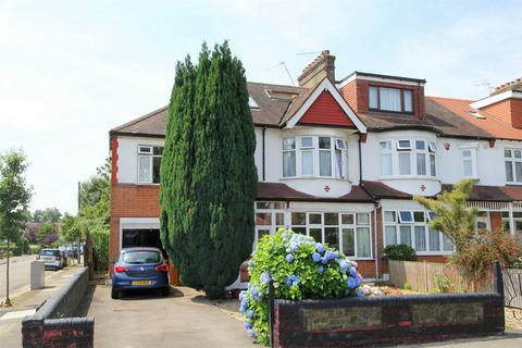 5 bedroom end of terrace house for sale - Bush Hill Road, London