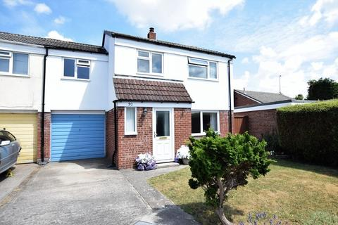 4 bedroom semi-detached house for sale - A level cul de sac position in Clevedon