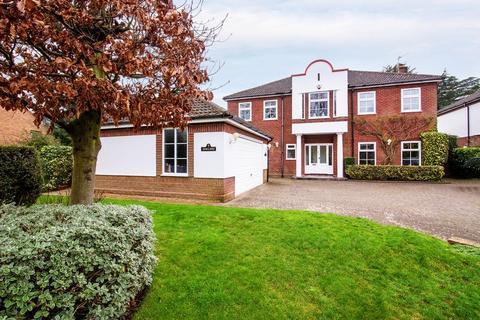 5 bedroom detached house for sale - Bracebridge Road, Four Oaks Park, Sutton Coldfield, B74 2SB