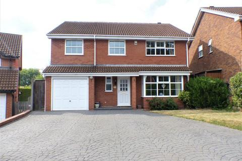4 bedroom detached house for sale - Herringshaw Croft, Sutton Coldfield