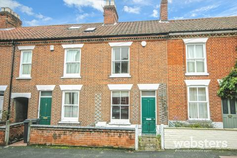 2 bedroom terraced house for sale - Hill Street, Norwich NR2
