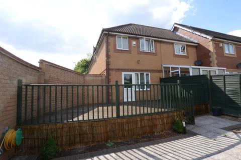 3 bedroom terraced house for sale - Hoylake Drive, Warmley, Bristol, BS30 8GS