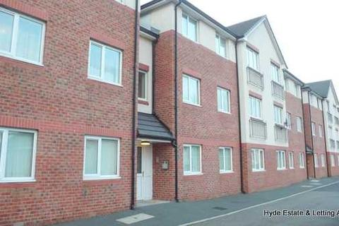 2 bedroom apartment to rent - 110 The Bails, Manchester