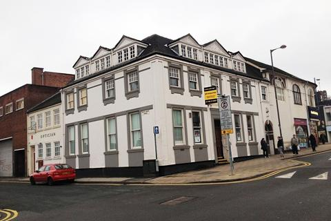 Studio to rent - Church Street, Stoke-on-Trent, 6 Studio Apartments Available Now