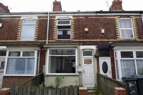 2 bedroom terraced house for sale - Carlton Avenue, Delhi Street, Hull