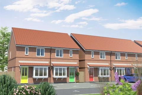 2 bedroom semi-detached house for sale - PLOT 10 & 11 Marfleet Sidings, Marfleet Avenue, Hull