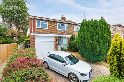 3 bedroom semi-detached house for sale - Overhill Gardens, Brighton, BN1