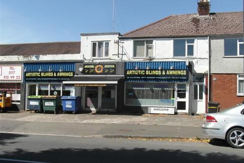 Retail property (high street) to rent - Staple Hill Road, Fishponds, Bristol