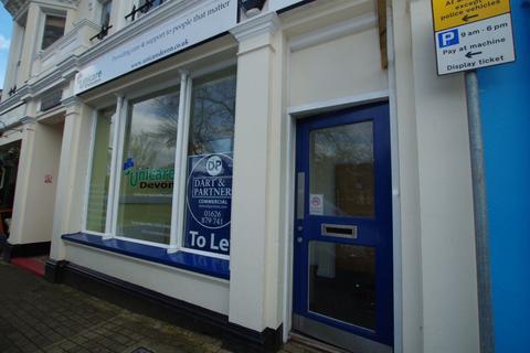 Shop to rent - Brunswick Place, Dawlish, TQ14 9PB