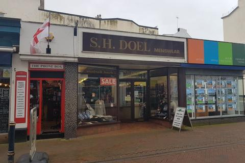 Shop to rent - Bank Street, Teignmouth, TQ14 8AL