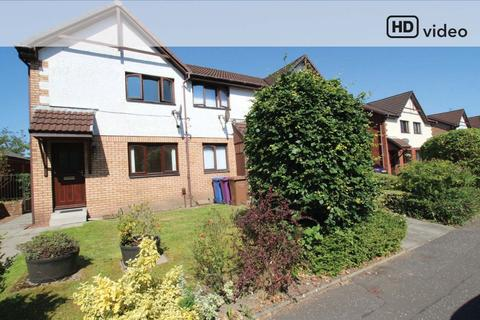 2 bedroom end of terrace house for sale - Mellerstain Drive , Yoker, Glasgow , G14 0LJ