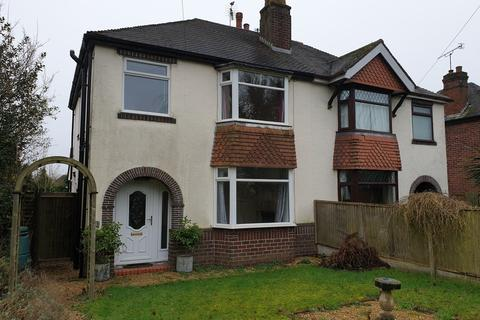 3 bedroom semi-detached house to rent - Stafford Road, Uttoxeter