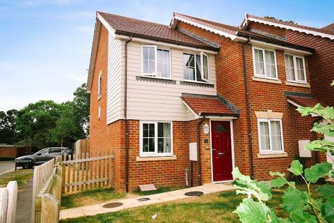 2 bedroom end of terrace house for sale - Goodwin Close, Hailsham, BN27