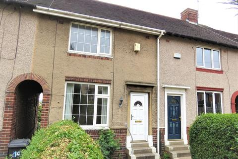 2 bedroom terraced house to rent - Powley Road, Sheffield