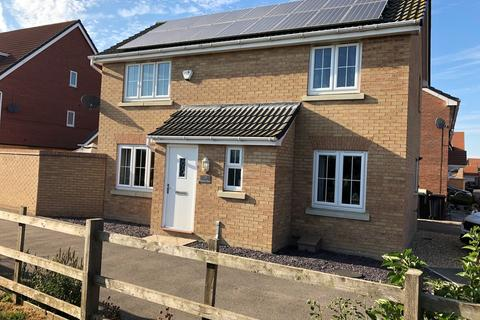 3 bedroom detached house for sale - Quintus Place, North Hykeham, Lincoln