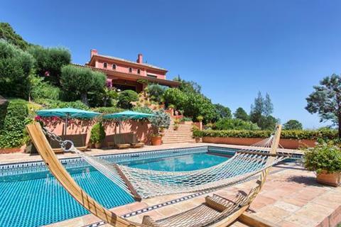 7 bedroom villa  - Benahavis, Malaga
