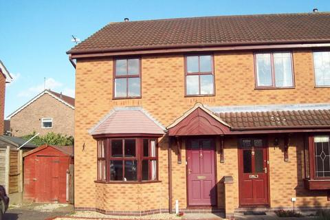3 bedroom semi-detached house to rent - Grantham, Cheviot Close