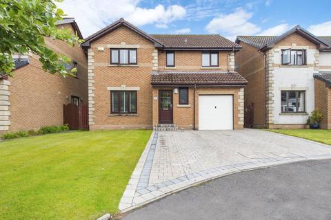 4 bedroom detached villa for sale - 37 Michael McParland Drive, Torrance, Glasgow, G64 4EE