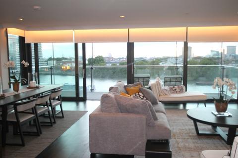 2 bedroom apartment to rent - Merano Residence, Albert Embankment, London, SE1