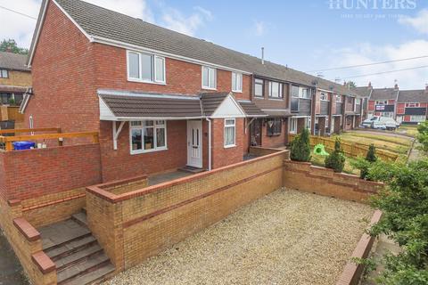 4 bedroom townhouse for sale - Keene Close, Stoke-on-Trent, ST6 8DE