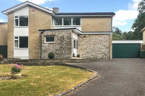 4 bedroom detached house for sale - Summerhill Road, Bath, BA1