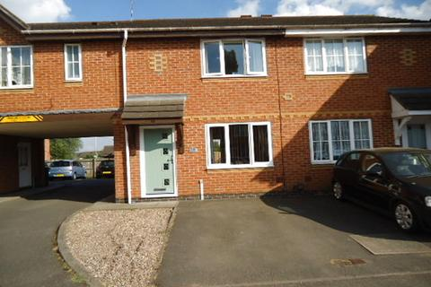 2 bedroom townhouse for sale - Pinehurst Close, Kirby Frith, Leicester, LE3