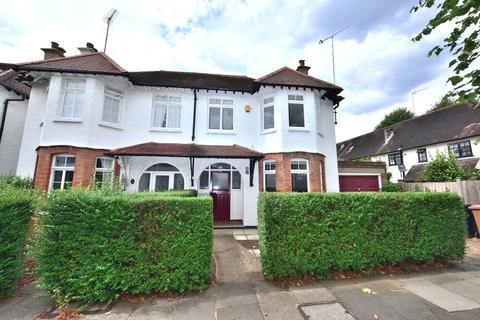 4 bedroom end of terrace house to rent - Woodfield Crescent, Ealing, W5