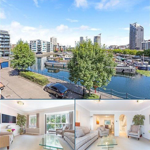 3 bedroom house for sale - Landons Close, Isle Of Dogs, London, E14