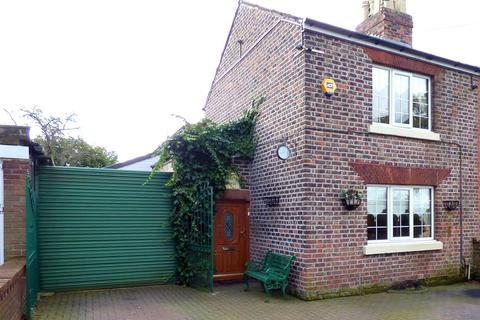 3 bedroom semi-detached house for sale - Rose Cottage, 154 Dinas Lane, Huyton, Liverpool