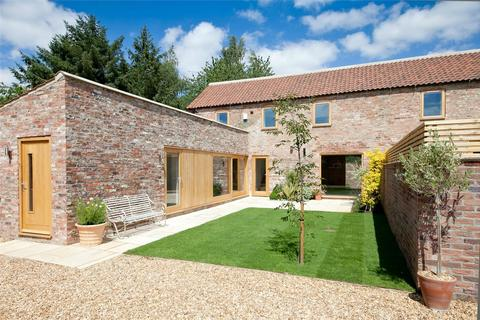 3 bedroom semi-detached house for sale - Swallows Barn, Melbourne, York