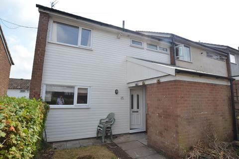 3 bedroom end of terrace house to rent - Stafford Walk, Macclesfield,