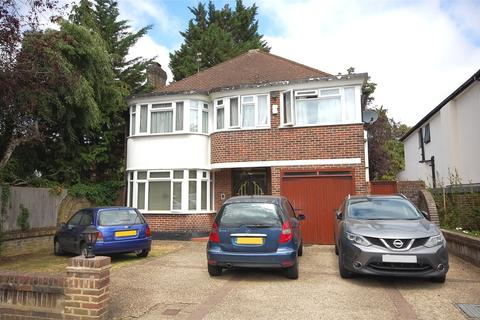 5 bedroom detached house for sale - Rathgar Close, Finchley, London, N3