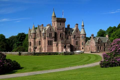 12 bedroom country house for sale - Crawfordton House, Moniaive, Thornhill, Dumfriesshire