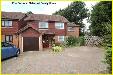 5 bedroom detached house for sale - Burrell Close, Shirley