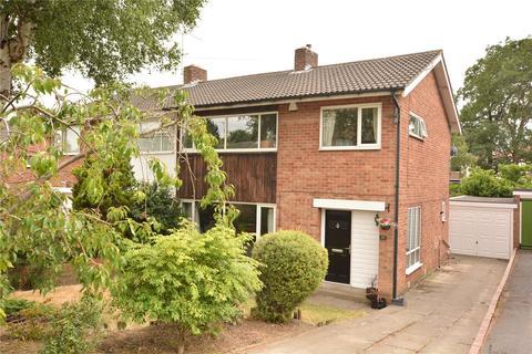 3 bedroom semi-detached house for sale - North Grove Rise, Oakwood, Leeds