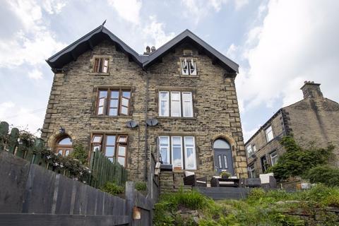 4 bedroom semi-detached house for sale - 18 Victoria Square, Ripponden, HX6 4DU