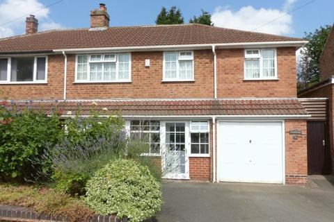 4 bedroom semi-detached house for sale - Cherrywood Road, Streetly