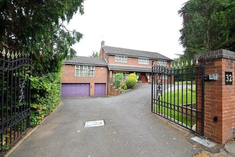 7 bedroom detached house to rent - Richmond Hill Road, Edgbaston, Birmingham, B15 3RP