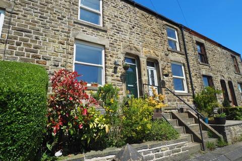 3 bedroom terraced house for sale - High Lea Road, New Mills, High Peak, Derbyshire, SK22 3DT