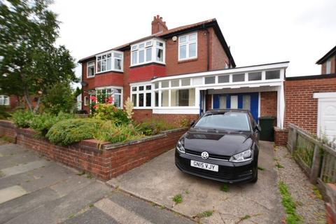 3 bedroom semi-detached house for sale - Stanley Grove, High Heaton