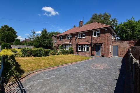 3 bedroom semi-detached house for sale - Grove Lane, Hale, WA15
