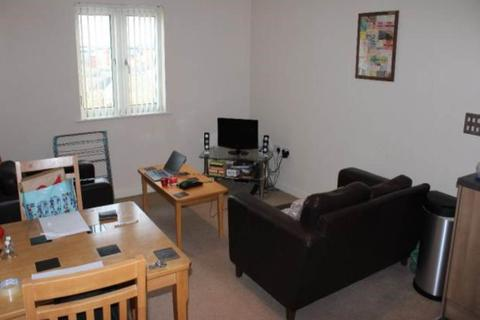 1 bedroom flat to rent - The Granary, Silurian Way, Lloyd George Avenue