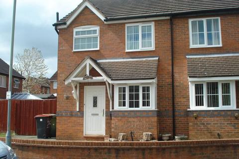 3 bedroom terraced house to rent - Fieldfare Way, Aqueduct, Telford