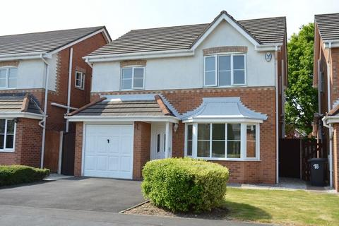 4 bedroom detached house for sale - Brambling Way, Lowton, WA3 2GS