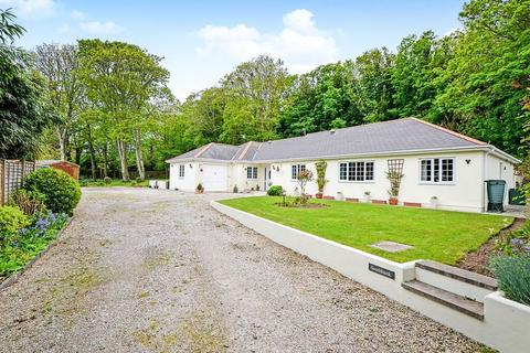 4 bedroom detached bungalow for sale - Perrancoombe - Bungalow, Annex & Plot