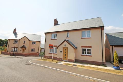 4 bedroom detached house for sale - Clyst St George