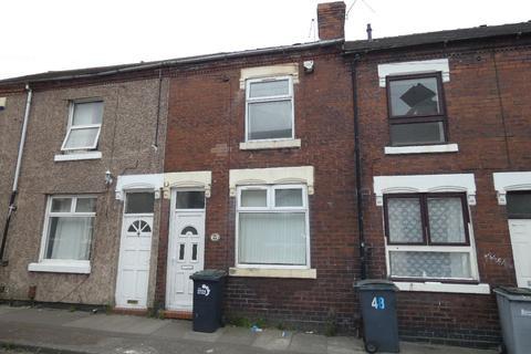 2 bedroom terraced house to rent - Crystal Street, Cobridge , Stoke-on-Trent, ST6 2PF